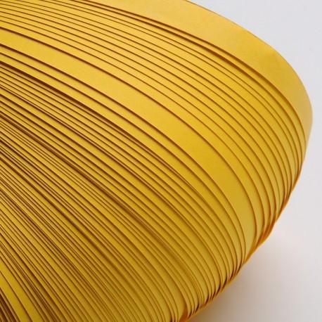 Papel para filigrana en color Oro de 10 mm
