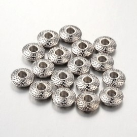 Separadores de Disco, en metal, color Platinum