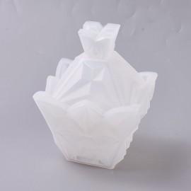 Molde de frasco pequeño 3D para trabajar con resina