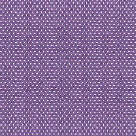 Paquete de cartulinas Purple Small Dot de Core dinations, 12x12""