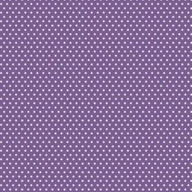 Paquete de cartulinas Purple Small Dot de Core dinations