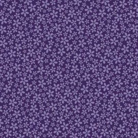 Paquete de cartulinas Purple Flower de Core dinations, 12x12""