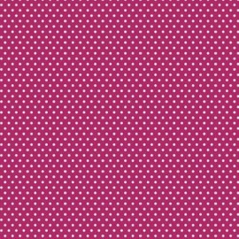 Paquete de cartulinas Pink Small Dot de Core dinations, 12x12""