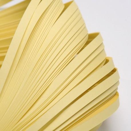 Paquete color Amarillo de papel para filigrana